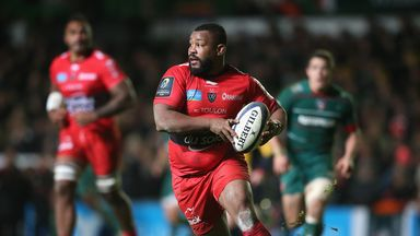 Steffon Armitage has been outstanding for Toulon over the past two years