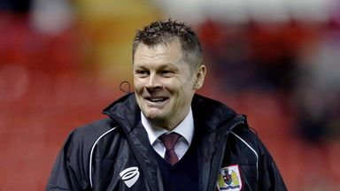 Steve Cotterill: Player's can let their hair down