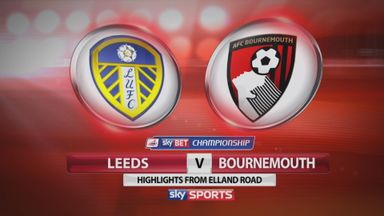 Leeds 1-0 Bournemouth