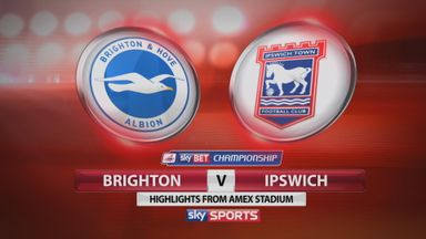 Brighton 3-2 Ipswich