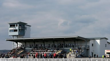 Ffos Las: Conditions sure to be attritional again.