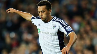 Jason Davidson: Left West Brom at the end of the season