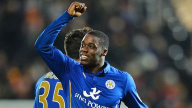 Jeff Schlupp: Leicester have momentum on their side