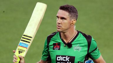 Kevin Pietersen: Starring role in Big Bash