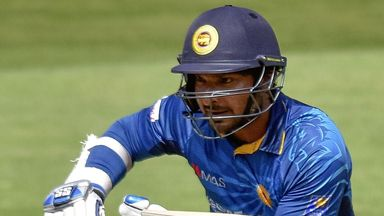 Kumar Sangakkarra: now holds wicketkeeper