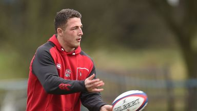 Sam Burgess: Centre of attention in Cork