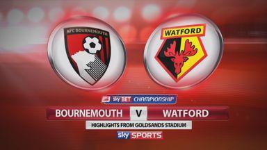 Bournemouth 2-0 Watford