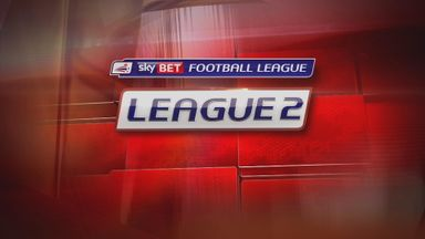 League Two Round Up - 18th January