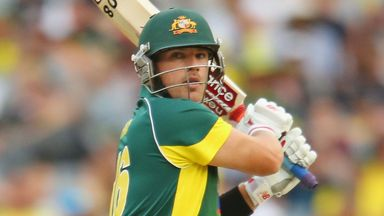 Aaron Finch: Heading back to Yorkshire
