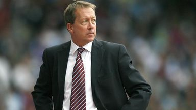 Alan Curbishley: Saints can finish in top four but I don