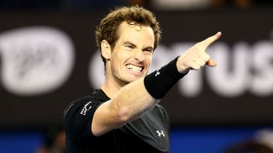 Andy Murray: On the brink of a personal milestone