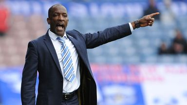 Chris Powell will sit down and talk with the two players