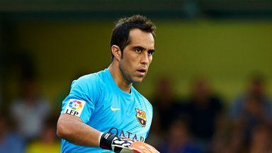 Claudio Bravo: Former Sociedad goalkeeper