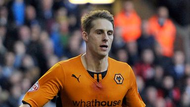 Dave Edwards: Scored third goal of the season against Blackburn