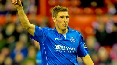 David Wotherspoon: Extended St Johnstone stay