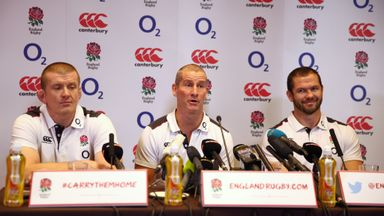 Stuart Lancaster: Waiting on some key injury news