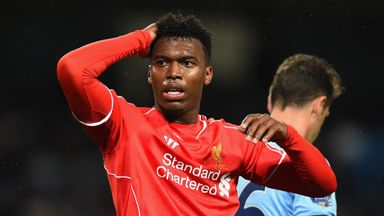 Daniel Sturridge: Has not played for Liverpool since August