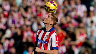 Fernando Torres: Missed chances to win the game for Atletico