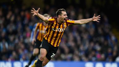 Filipe Morais is swapping Bradford City for Bolton Wanderers