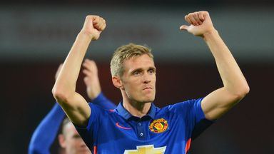 Darren Fletcher: Had looked set to sign for West Ham