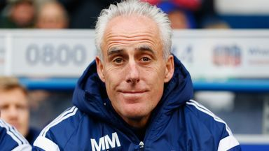 Mick McCarthy: Delighted with Williams return