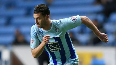 Gary Madine: Impressed on loan at Coventry