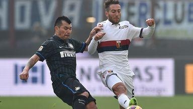 Andrea Bertolacci: On target in Genoa victory