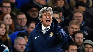 The pressure is growing on Manchester City manager Manuel Pellegrini