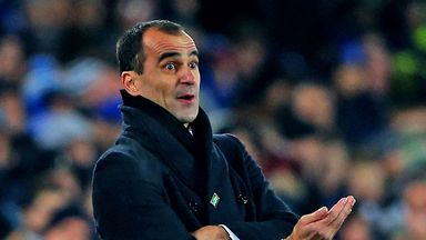 Roberto Martinez: Chasing a crucial win
