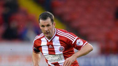 Michael Doyle: Sheffield United travel to face Tottenham on Wednesday night