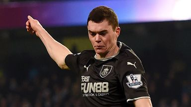 Michael Keane: Has featured in 11 of Burnley