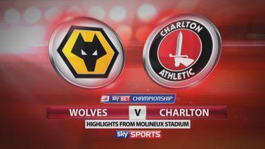 Wolves 0-0 Charlton