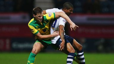Ryan Bennett (left): Closing in on a first-team return