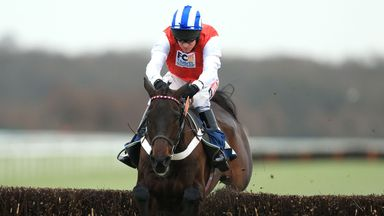 Josses Hill: Will his jumping hold up at Kempton?