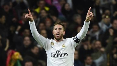 Sergio Ramos' future remains unclear