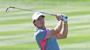 Rory McIlroy: Five under after eight, but only one further birdie on day three