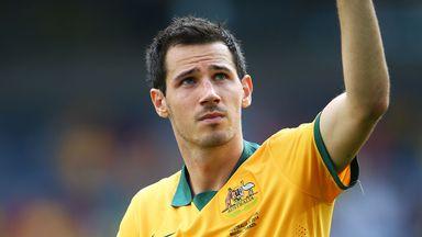 Ryan McGowan: Australia defender joins Dundee United