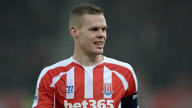 Ryan Shawcross: Ruled out of Stoke