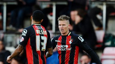Matt Ritchie: Signed new three-and-a-half-year contract