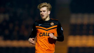 Stuart Armstrong: Six goals in 11 games
