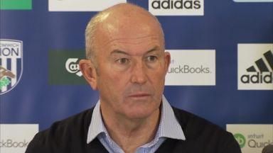 Tony Pulis: Will talk to Stephane Sessegnon about diving