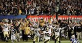 Five Fave Super Bowls - XLIV: New Orleans Saints 31-17 Indianapolis Colts