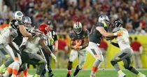 Team Irvin edge Pro Bowl epic