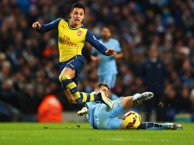 Arsenal face Manchester City live on Monday Night Football
