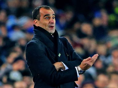 Roberto Martinez: Expects Arsenal to bounce back to form