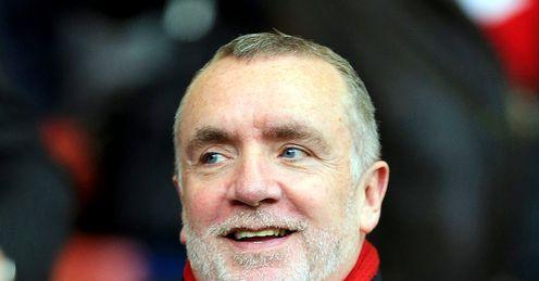 Liverpool chief executive Ian Ayre