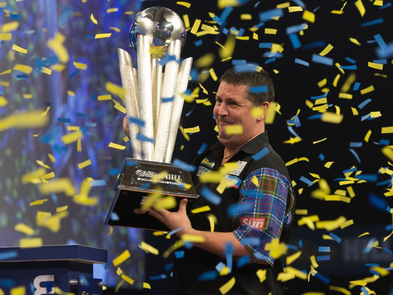 world darts league