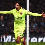 Luis Suarez: Growing into his own alongside Messi and Neymar