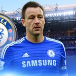 John Terry: Has signed new Chelsea contract