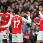 Arsenal: Backed to get back to winning ways